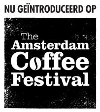 Logo - Amsterdam Coffee festival