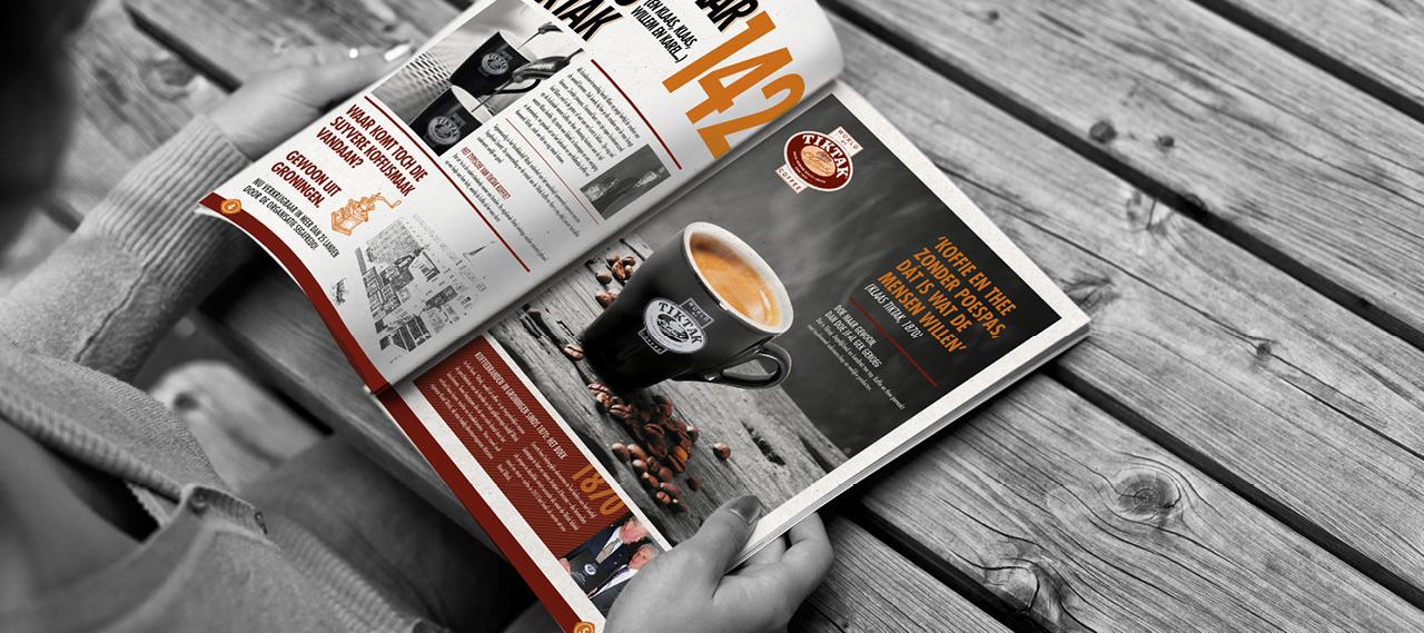 Tiktak magazine Sfeerbeeld